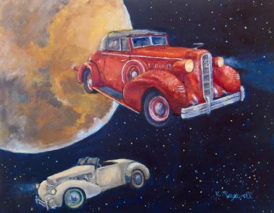 Mars Cars